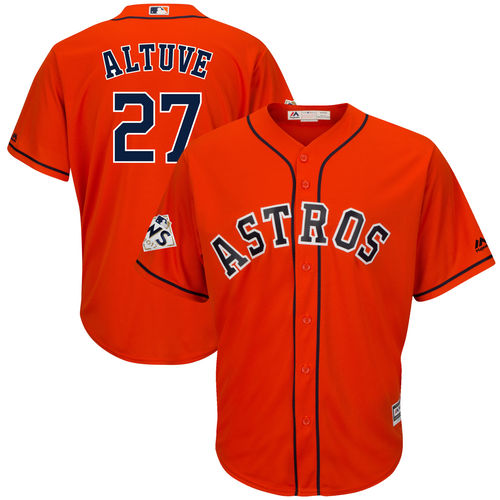 SPRINGER WORLD SERIES JERSEY