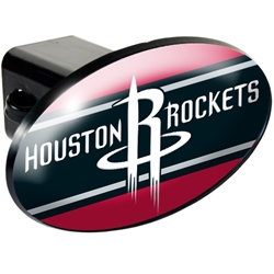 HOUSTON ROCKETS TRAILER HITCH