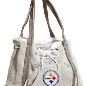 PITTSBURGH STEELERS HOODIE BAG, PURSE
