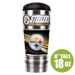 PITTSBURGH STEELERS TUMBLER