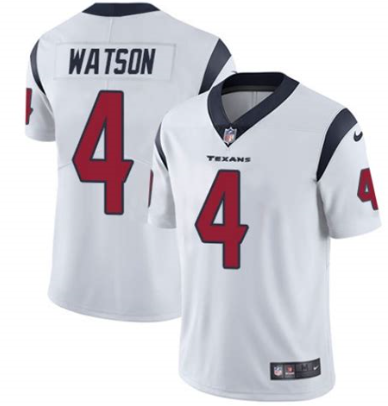 best website 5afe4 01138 Deshaun Watson Houston Texans Nike Jersey - White