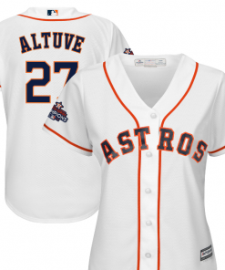 ALTUVE WORLD SERIES JERSEY