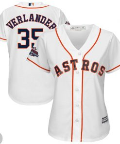 VERLANDER WORLD SERIES JERSEY