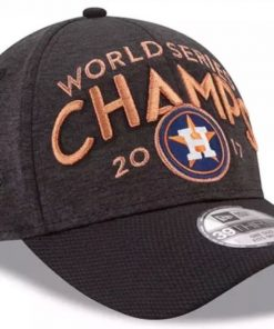 HOUSTON ASTROS WORLD SERIES CHAMPION CAP