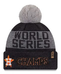 HOUSTON ASTROS WORLD SERIES BEANIE