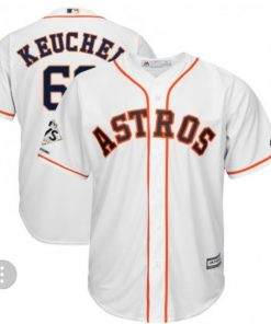 KEUCHEL WORLD SERIES JERSEY