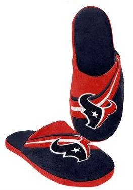 HOUSTON TEXANS SLIPPERS