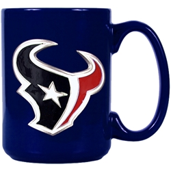 Houston Texans 15oz ceramic mug